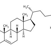 Cholesterol, USP-NF grade, from lanolin